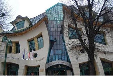 Những công trình kiến trúc độc đáo nhất thế giới - 1