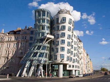 Những công trình kiến trúc độc đáo nhất thế giới - 3