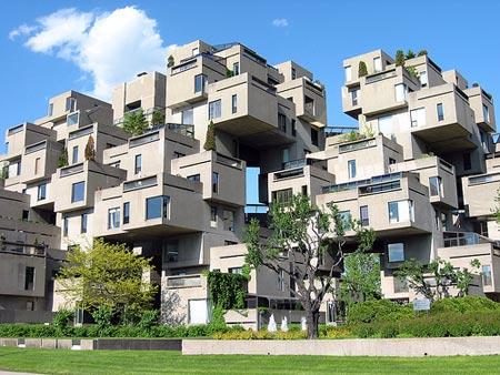 Những công trình kiến trúc độc đáo nhất thế giới - 4