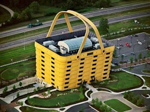 Những công trình kiến trúc độc đáo nhất thế giới - 8