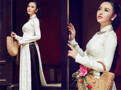 """Khi """"gái hư"""" mượn áo dài che lấp scandal - 6"""