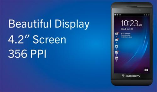 BlackBerry Z10 chính thức trình làng - 4