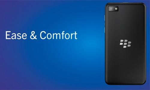 BlackBerry Z10 chính thức trình làng - 5