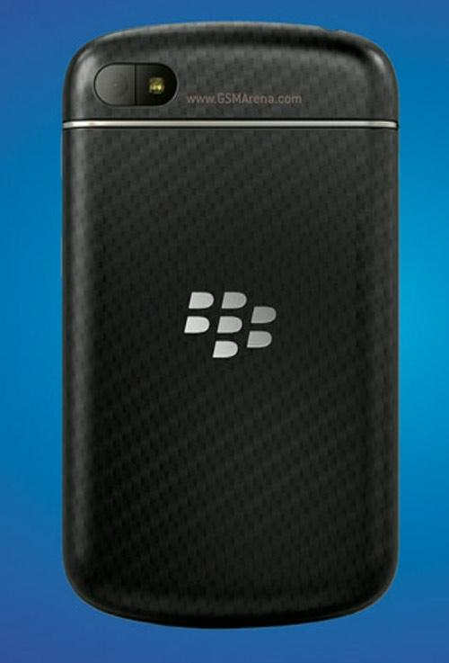 BlackBerry Q10: Cổ kim kết hợp - 2