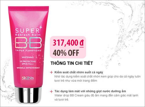 Mỹ phẩm Skin79 ưu đãi 40% trong 7 ngày - 3