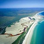 Du lịch - Khám phá đảo cát lớn nhất thế giới