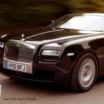 Ô tô - Xe máy - Rolls-Royce Wraith hiện nguyên hình