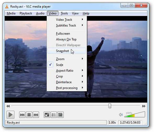 """Cách chụp ảnh cực """"chuẩn"""" từ video clip - 1"""