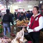 Thị trường - Tiêu dùng - Thực phẩm Tết tăng giá chóng mặt