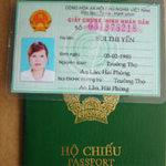 An ninh Xã hội - Làm giấy tờ giả để lấy chồng ngoại