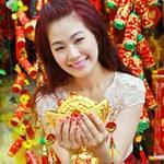 Ca nhạc - MTV - Cô gái Trung Hoa đón tết rực rỡ