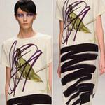 Thời trang - Họa tiết hội họa: Dấu ấn thời trang 2013