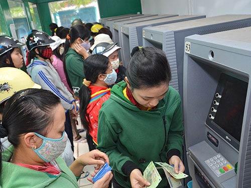 Mệt mỏi với ATM - 1