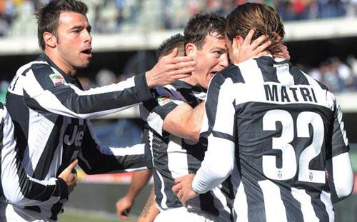 Chievo - Juventus: Bảo toàn ngôi đầu - 1
