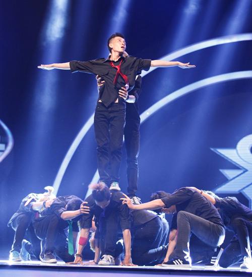 Bán kết 1 VN Got Talent: Đẹp! - 4