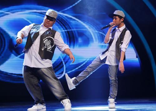 Bán kết 1 VN Got Talent: Đẹp! - 8