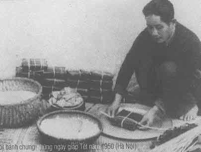 Ảnh: Tết của người Hà Nội xưa - 7