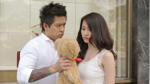 Thú vị cảnh Tuấn Hưng cầu hôn Ngân Khánh - 8
