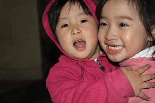 Sinh 2 con gái được thưởng quạt cây - 2