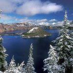 Du lịch - Vẻ đẹp huyền bí của công viên Crater Lake