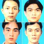 Tin Đà Nẵng - Truy nã đặc biệt toàn quốc 4 con bạc