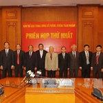 Tin tức trong ngày - Tổng Bí thư: Đảng quyết chống tham nhũng