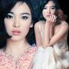 Song Hye Kyo làm thánh nữ dịu dàng