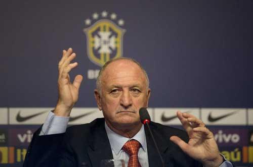 ĐT Brazil: Sự trở lại của Big Phil - 2