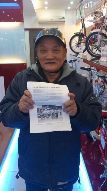 """Xe đạp điện HKBike: """"Mốt"""" tặng quà tết - 3"""