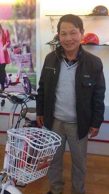 """Xe đạp điện HKBike: """"Mốt"""" tặng quà tết - 4"""