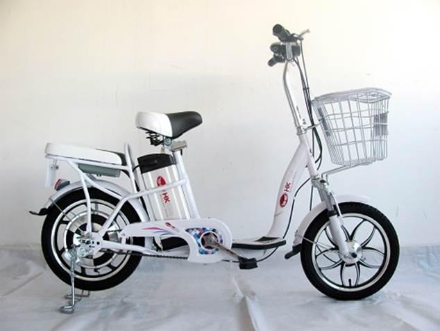 """Xe đạp điện HKBike: """"Mốt"""" tặng quà tết - 6"""