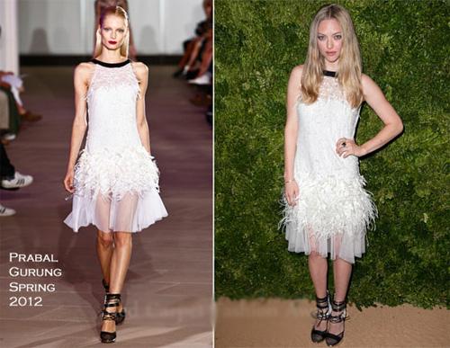"""4 mẫu váy """"gây bão"""" trong năm 2013 - 6"""