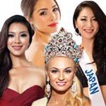 Thời trang - Chuyện đời tư của 4 Hoa hậu TG 2012