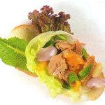 """Ẩm thực - """"Bản salad"""" ngon miệng đầu xuân"""