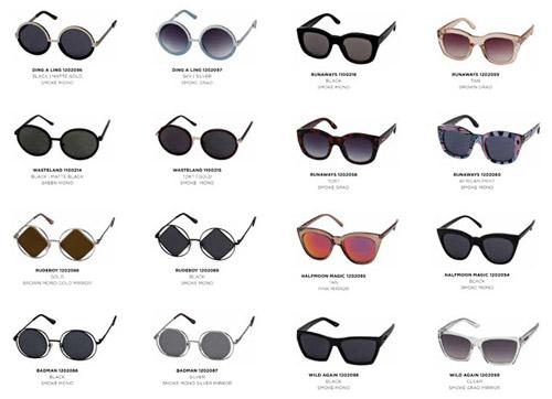Giúp bạn chọn kính mắt thật mốt! - 14