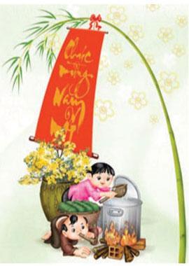 Biểu tượng quen thuộc của Tết Việt - 8