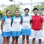Thể thao - Quần vợt Việt Nam khởi đầu Fed Cup thuận lợi