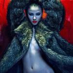 Thời trang - Hồng Quế lại tung ảnh chụp khỏa thân