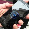 BlackBerry Z10 dễ 'bung bét' khi rơi