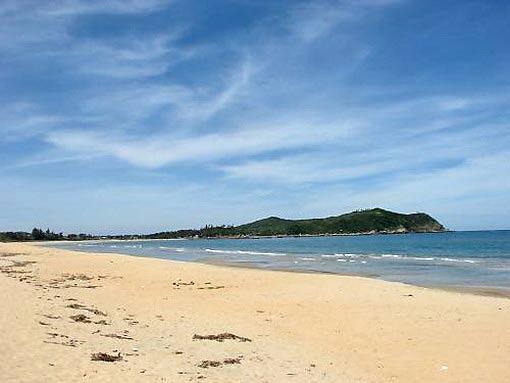 Vẻ đẹp bao la của biển miền Trung - 8