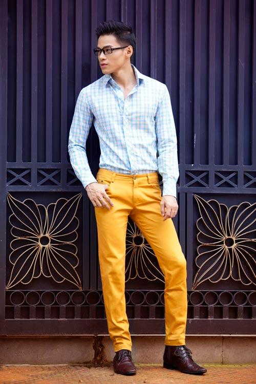 Mặc sắc màu như thanh niên Sài Gòn - 8