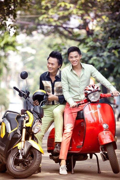 Mặc sắc màu như thanh niên Sài Gòn - 10