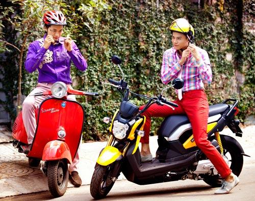 Mặc sắc màu như thanh niên Sài Gòn - 4