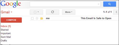 Chỉ mở email thôi có khiến PC nhiễm mã độc? - 1