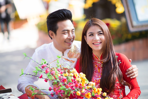 Thanh Duy lâng lâng hạnh phúc bên Kha Ly - 10