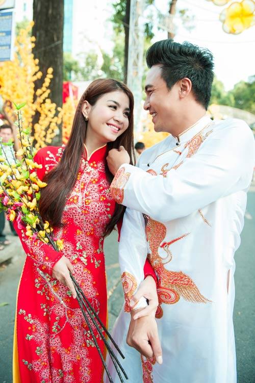 Thanh Duy lâng lâng hạnh phúc bên Kha Ly - 9