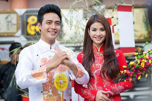 Thanh Duy lâng lâng hạnh phúc bên Kha Ly - 1
