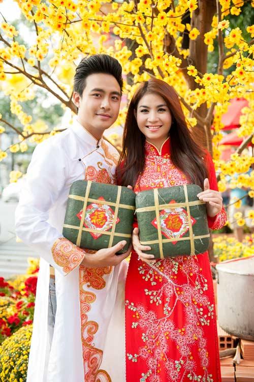 Thanh Duy lâng lâng hạnh phúc bên Kha Ly - 3