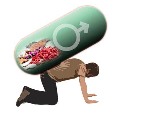 Thực hư thuốc tăng cường phái mạnh - 1