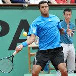 Tennis: Thuận tay bóng bạt của Tsonga